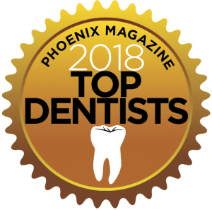 OoLi was voted the top orthodontist and one of 2018's top dentists by PHOENIX magazine